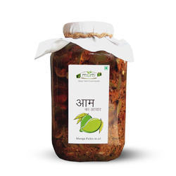 Ramkela Mango Pickle 5.5KG Jar