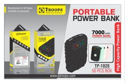 Troops Tp-1028 7000 Mah Power Bank