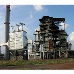 Diesel Based Power Plant