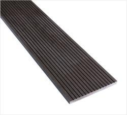 WPC Solid Strips Fascia - Brown