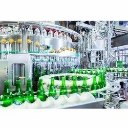 Carbonated Water Filler Glass Bottles