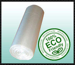Biodegradable Bags On Roll