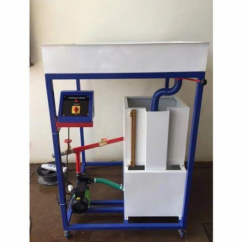 Hydraulic Bench Equipment Hydraulic Test Bench