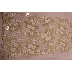 Fancy Embroidered Fabric