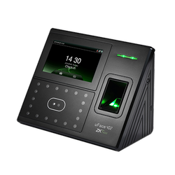 Multi Bio Metric Time Attendance  And Access Control