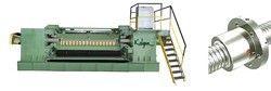 Log Peeling Lathe Machine Model K.i. 2750