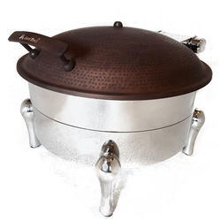 Grand Round Smokey Finished Hydraulic Chafer