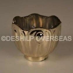 Antique Designer Glass Votive Holders
