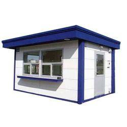 Prefabricated Portable Security Cabin