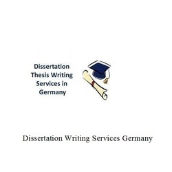 Dissertation Writing Services Germany