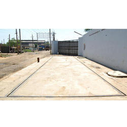 Concrete Weighbridges
