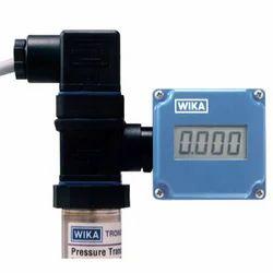 Attachable Pressure Indicator