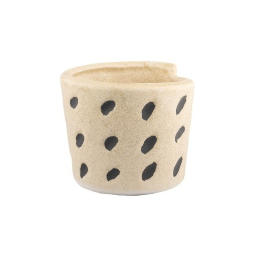 Pots and Planter - Gardenia Ceramic Melon Pot Manufacturer from Pune