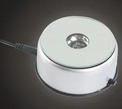 LED Light Base For Crystals (3D LB E)