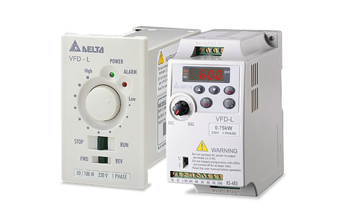 Variable Frequency AC Motor Drives