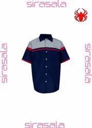 Customized Automobiles Uniform Shirts