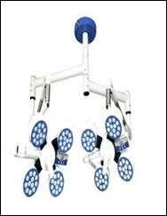 Double Dome LED OT Light Cmpi(l)-4 4