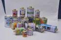 Pesticide Tin Container