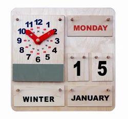 Clock Season Calender