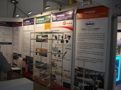 Portable Exhibition Kit : Shell scheme portable exhibition stand gallery portable