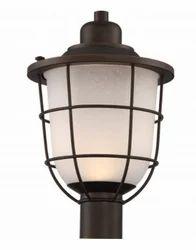 LED Post Top Lantern