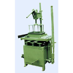 Hand Operated Paver & Concrete Block Making Machine
