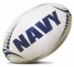 Plain Rugby Ball
