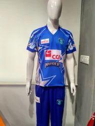International Cricket Uniform