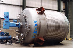 Limpet Coil Pressure Vessel
