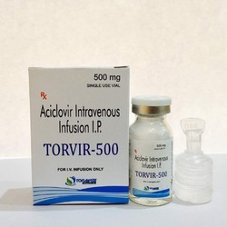 Aciclovir Intraveneous 500mg