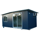 Steel Portable Site Office Cabin