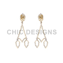 Gold Earring Jewelry