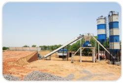 Engineering & Construction Use Concrete Batching Plant