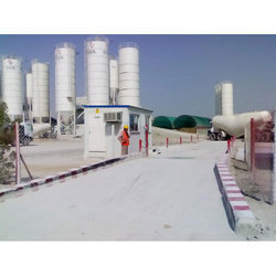Concrete Road Weighbridge