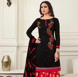 Trendy Patiala Embroidery Salwar Suit