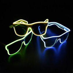 EL Wire Glasses/Specs/Goggles