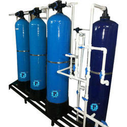 Mixed Bed Water Treatment Plants