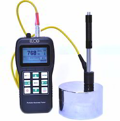 Elcotest Digital Portable Leeb Hardness Tester