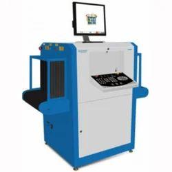 X Ray Baggage Scanner Machine