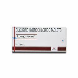 Buclizine Hydrochloride Tablets