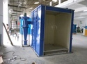 Paint Baking Booth