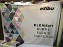 EXIBU Polyester Cloth Banner
