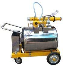 Stainless Steel Mobile Foam Trolley