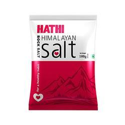 HATHI Rock Salt Powder, Packaging Type: Packet