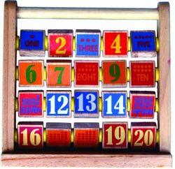 Number Frame Educational Toys