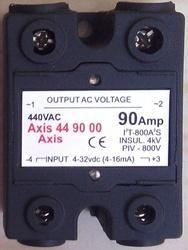 Double Phase Solid State Relays
