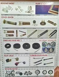 Portable Boiler Spare