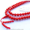 Died Taiwani Red Coral Beads