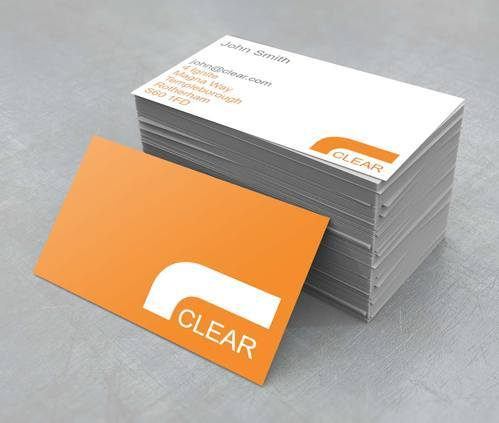 Pdf bbrochure design business card design it technology business card design reheart Image collections