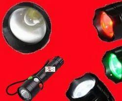 Tri Colour Railway Light